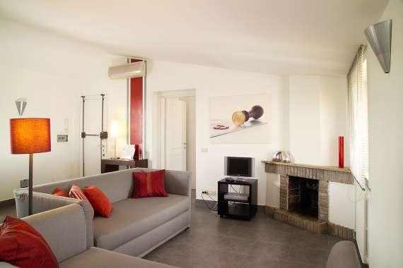 Appartamento Grigio - Salotto