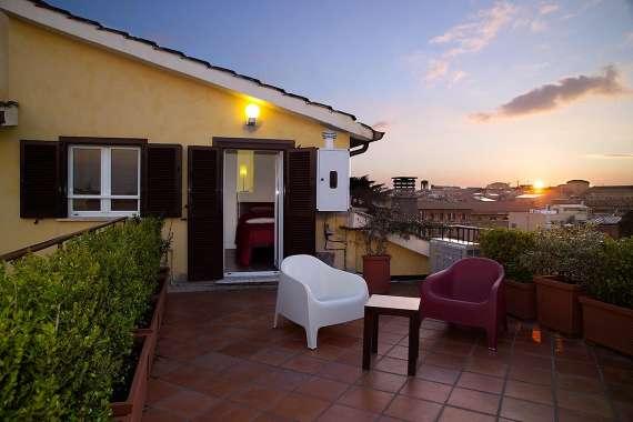 Appartamento Grigio - Terrazzo