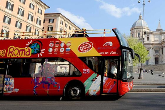Bus HOP & HOP